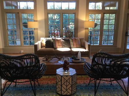 Spacious Resident Club House   Canyon Springs at Bull Creek Apartments