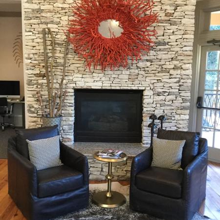 Elegant Community Club House | Canyon Springs at Bull Creek Apartments