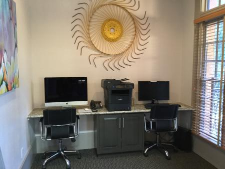 Community Business Center   Canyon Springs at Bull Creek Apartments