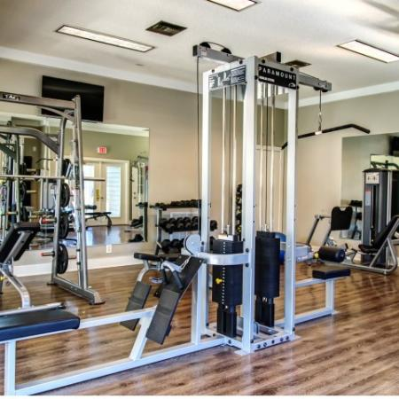 State-of-the-Art Fitness Center | Apartment Homes in Hermitage, TN | Highlands at the Lake