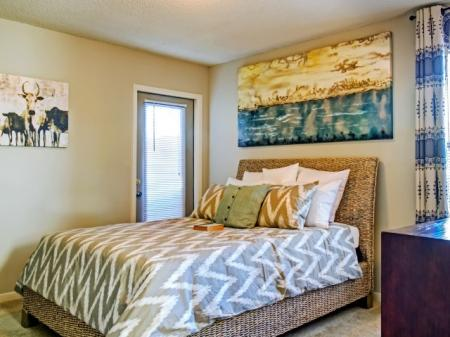 Spacious Master Bedroom | Apartments Homes for rent in Hermitage, TN | Highlands at the Lake