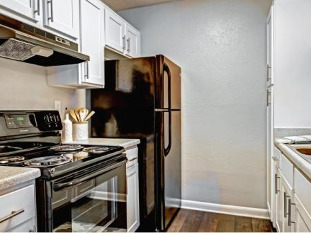 Ample Kitchen | Apartment in Hermitage, TN | Highlands at the Lake