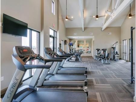 State-of-the-Art Fitness Center | Apartment For Rent In Mckinney TX | McKinney Village