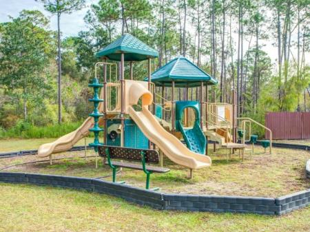 Community Children's Playground | Apartment Homes in Biloxi, MS | Grand Biscayne Apartments