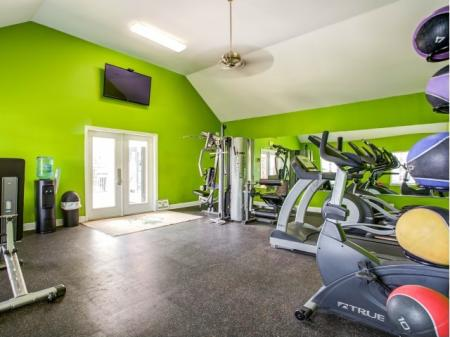State-of-the-Art Fitness Center | Apartment Homes in Biloxi, MS | Grand Biscayne Apartments