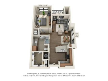 Pensacola Apartments Downtown