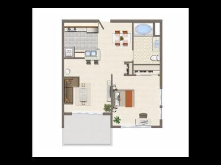 Penthouse B