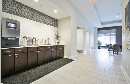 Resident Coffee Bar | Glenview Apartments | Midtown Square