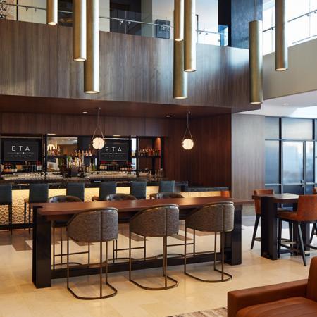 ETA Bar at The Loews Hotel