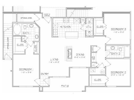 Greenbriar 2nd Floor Modern
