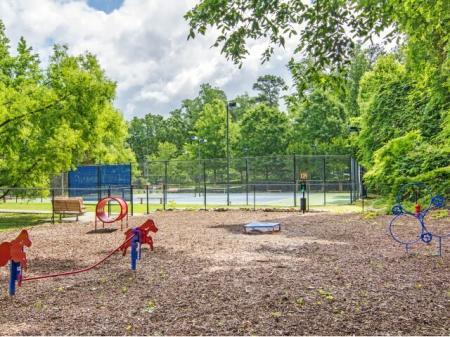 Large Dog Park | Apartments Homes for rent in Atlanta, GA | Hawthorne Gates