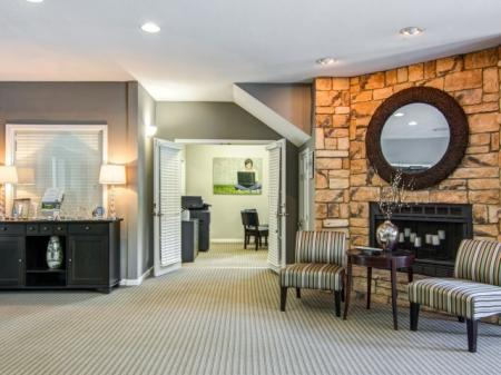 Leasing Office, Updated Office, Apartment Leasing Office, | Apartments Homes for rent in Sandy Springs, GA | Dunwoody Courtyards