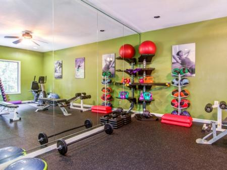 Ftness Center in Dunwoody, Sandy Springs Fitness Center, Apartments Homes for rent in Sandy Springs, GA | Dunwoody Courtyards
