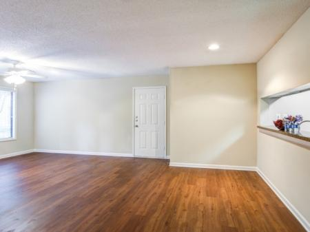 Spacious Living Area, Apartments Homes for rent in Sandy Springs, GA | Dunwoody Courtyards