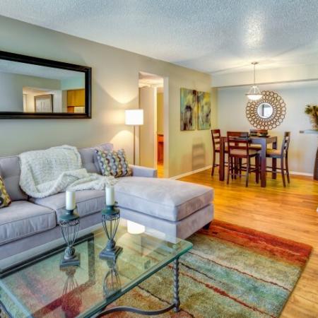Elegant Living Room | Apartments for rent in Austin, TX | Hunt Club Austin
