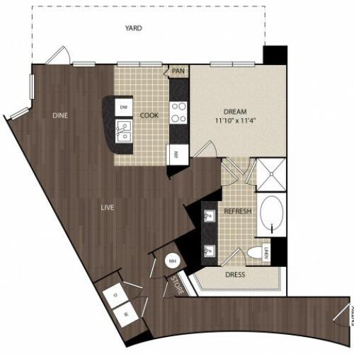 Almeda Park Apartments: 5755 Hermann Park