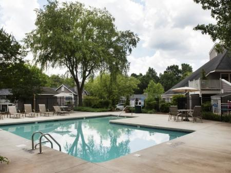 Resort Style Pool | Apartments in Raleigh | VERT at Six Forks