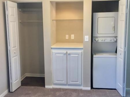 In-unit Laundry | Apartments in Raleigh | VERT at Six Forks