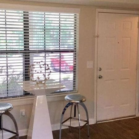 Spacious Living Area | Raleigh North Carolina Apartments | VERT at Six Forks