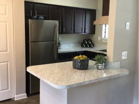 Modern Kitchen | Apartment Homes In Raleigh | VERT at Six Forks