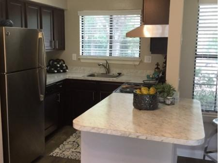 Elegant Kitchen | Apartments in Raleigh | VERT at Six Forks