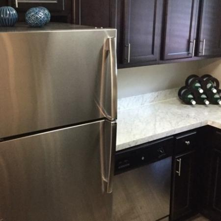 Spacious Kitchen | Raleigh Apartments | VERT at Six Forks