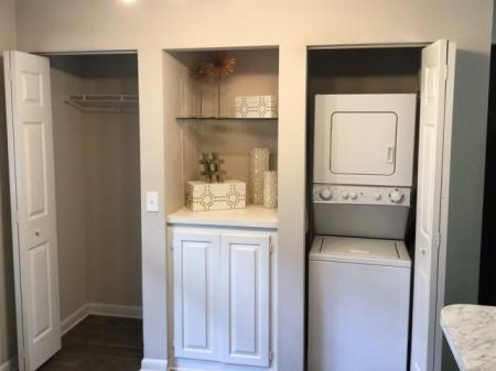 In-home Laundry| Raleigh North Carolina Apartments | VERT at Six Forks