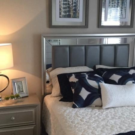 Spacious Bedroom | Raleigh North Carolina Apartments | VERT at Six Forks