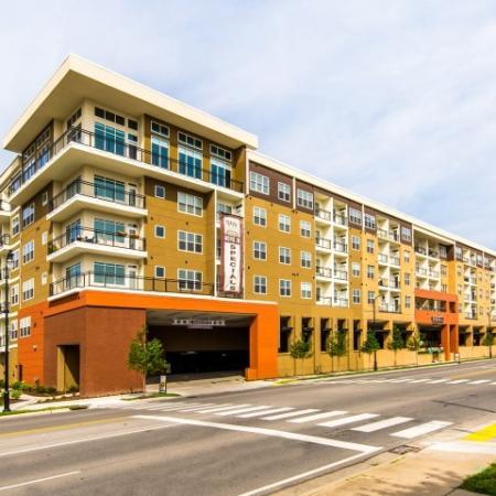 Apartments Homes for rent in Nashville, TN | 909 Flats