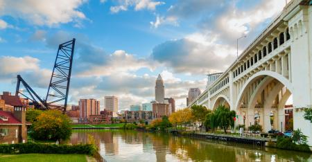 Scenic View | Apartments in Cleveland | The Standard