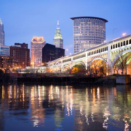 View of the City | Apartment Homes In Cleveland | The Standard