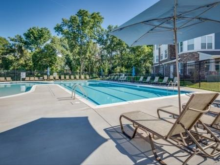 Swimming Pool   frederick md rentals   Prospect Hall