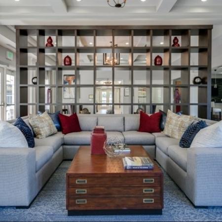 Elegant Community Club House | frederick md rentals | Prospect Hall