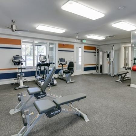 Community Fitness Center | apartments for rent in frederick maryland | Prospect Hall