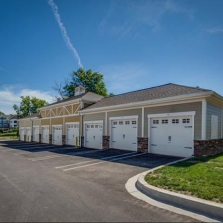 Resident Covered Parking | frederick md rentals | Prospect Hall