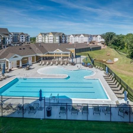 Resort Style Pool | apartments for rent in frederick maryland | Prospect Hall