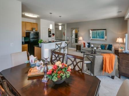 Elegant Dining Room   rentals frederick md   Prospect Hall