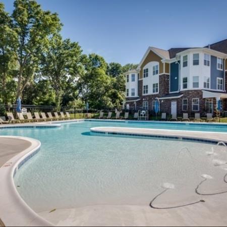 Sparkling Pool | rentals frederick md | Prospect Hall