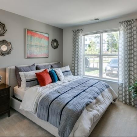 Spacious Bedroom | rentals In frederick md | Prospect Hall