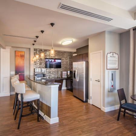 Modern Kitchen | apts In frederick md | Prospect Hall