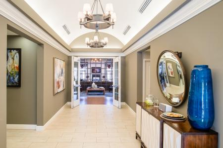 Open Hallway   rentals frederick md   Prospect Hall