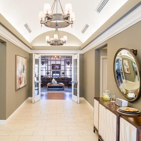 Open Hallway | rentals frederick md | Prospect Hall