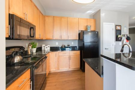 Elegant Kitchen   apartments for rent in frederick maryland   Prospect Hall