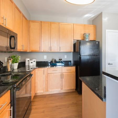 Elegant Kitchen | apartments for rent in frederick maryland | Prospect Hall