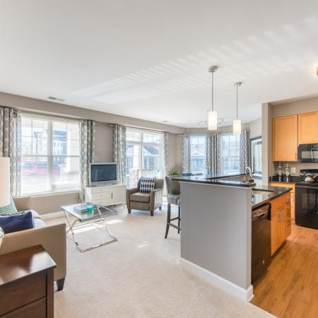 State-of-the-Art Kitchen | rentals In frederick md | Prospect Hall