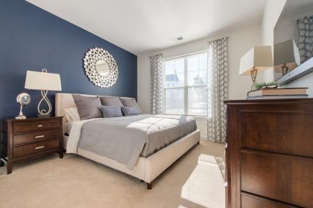 Vast Bedroom   rentals frederick md   Prospect Hall