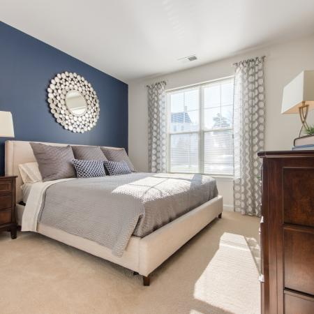 Vast Bedroom | rentals frederick md | Prospect Hall