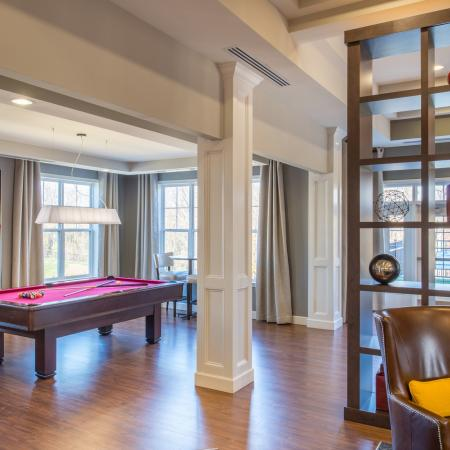 Spacious Community Club House | rentals frederick md | Prospect Hall