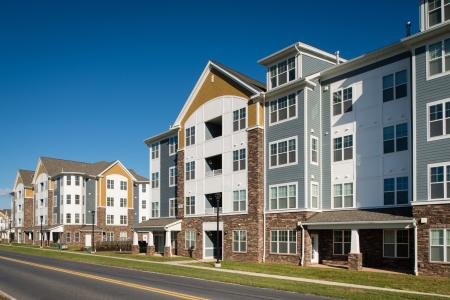 apartments for rent in frederick maryland   Prospect Hall 1