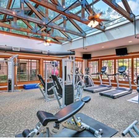 State of the Art Fitness Center Fully Equipped with Cardio and Free Weights